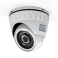 IPC003 - CAMERA IP DOME 1MP POE