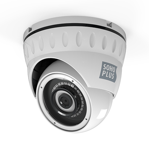 CÂMERA IP DOME - IPC003 - 1MP POE